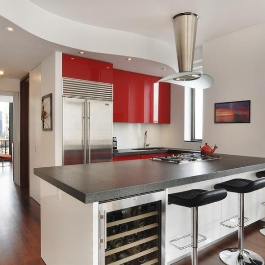 Open Kitchen at The Stanford in Nomad - Apartments for sale