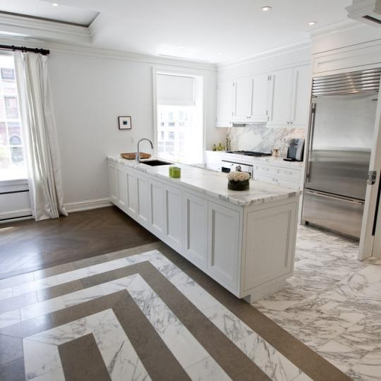 The Touraine - 165 East 65th Street - Kitchen - Manhattan Condos for Sale