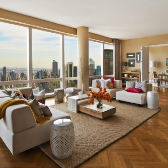 Apartment at Time Warner Center Condominium NYC Condos - Luxury NYC Condos