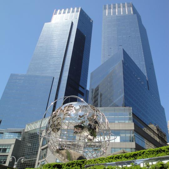 Time Warner Center Condominium NYC Condos - 25 Columbus Circle Building