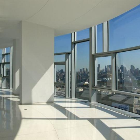 100 Eleventh Avenue Living Room - Manhattan New Condos