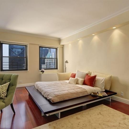 Bedroom at 58 West 58th Street in NYC - Apartments for sale