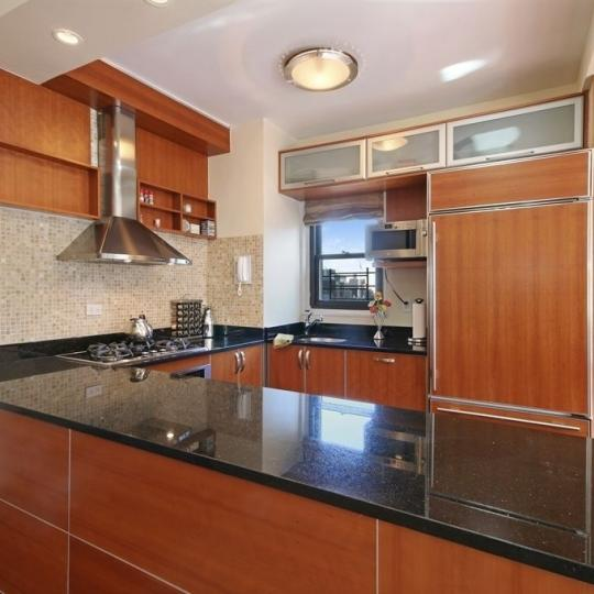 Open Kitchen at Tower 58 in Manhattan - Condos for sale