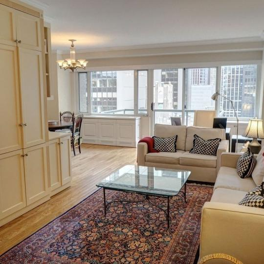 Condos for sale at Tower 58 in Midtown West - Living Room