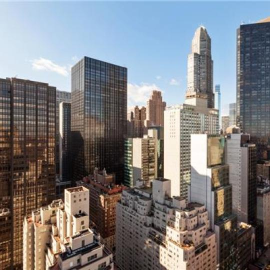 Stunning view from 58 West 58th Street in Midtown West