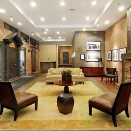 25 Murray Street Condominiums - Lobby
