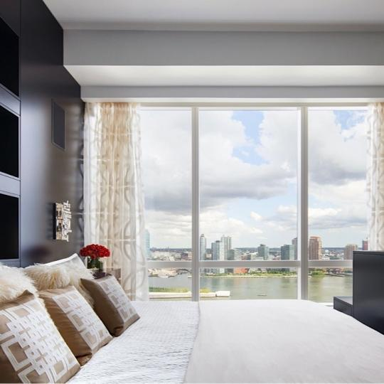 The Trump World Tower Bedroom - Manhattan Condos for Sale