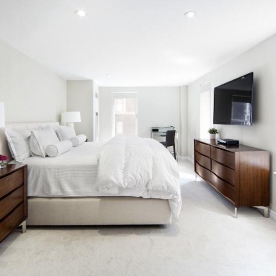 Bedroom at 106 Central Park South in NYC - Condos for sale