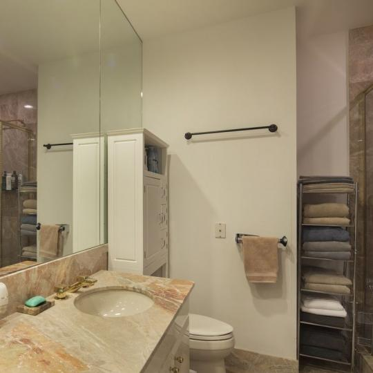 The Trump World Tower Bathroom - Condos for Sale