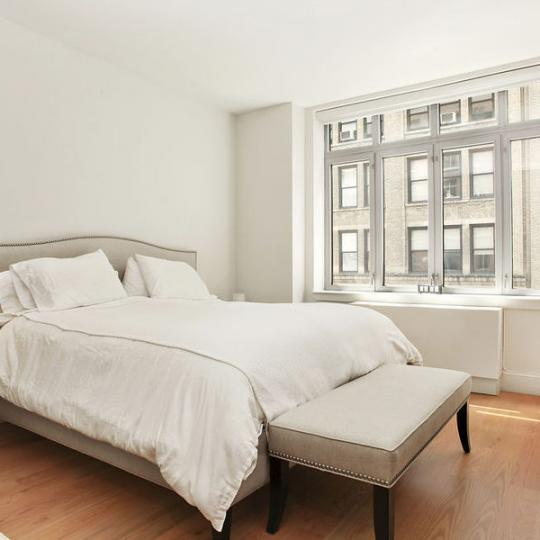 Apartments for sale at 125 West 22nd Street in Chelsea - Bedroom