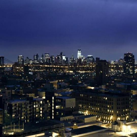 View at 20 Condominiums Bayard Street Brooklyn