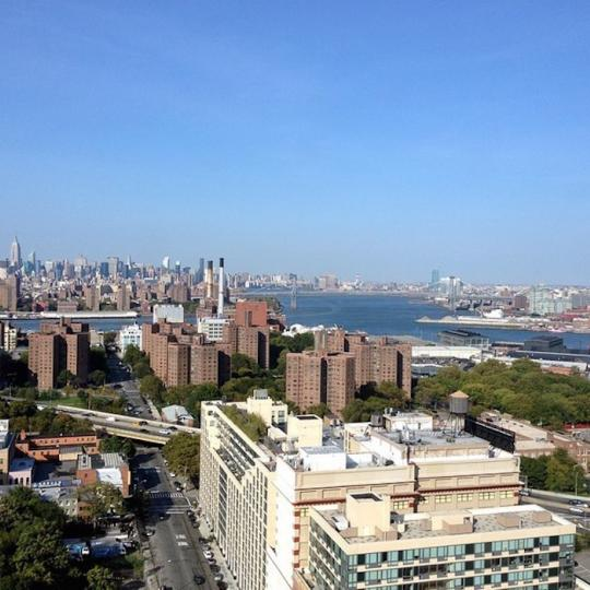 View from 306 Gold Street Building - Brooklyn Condos for Sale