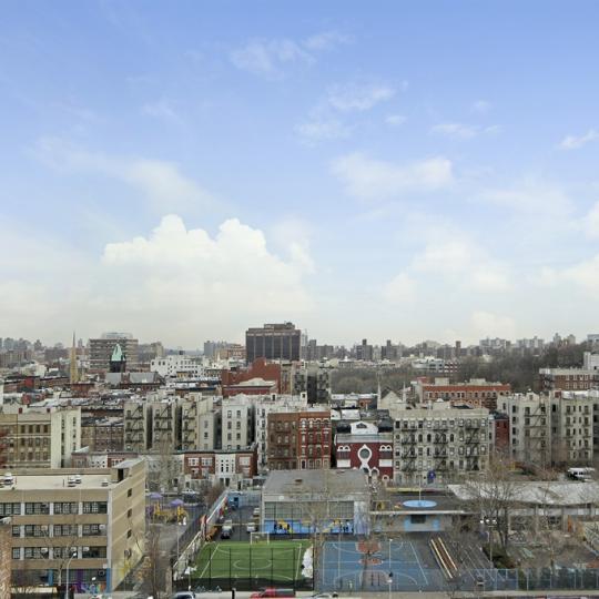 40 West 116th Street - view - Manhattan New Condos