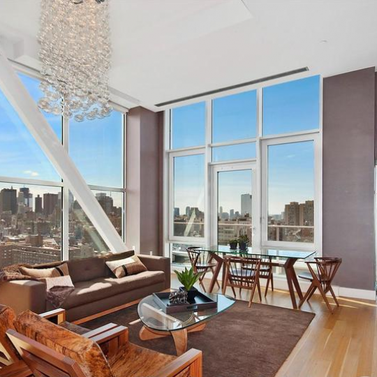 Living Room - 52 East 4th Street - East Village - Apartment For Sale