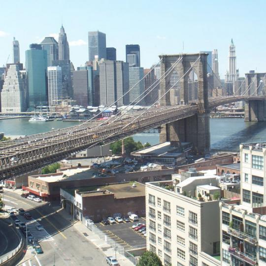 View at 70 Washington Street - Dumbo Condominiums for Sale