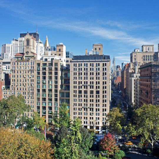 View at 18 Gramercy Park - Condos for Sale