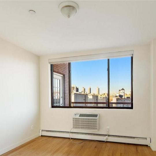 View from inside of apartment - Heights 163 - Washington Heights