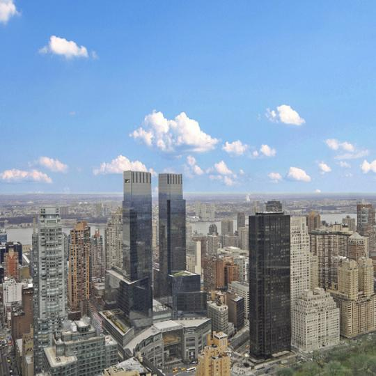 View from 146 West 57th Street Apartments - Midtown West