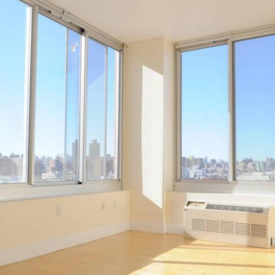 View from inside of the apartment - Harlem Apartments For Sale