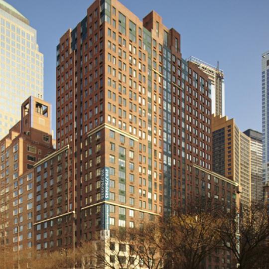 Rector Square Building - Battery Park City Condos