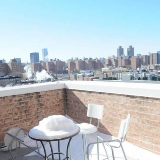 View of the city - Harlem Apartments For Sale
