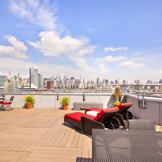 Rooftop - Echelon - Condos - Long Island City