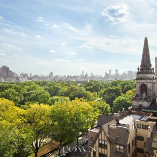 372 Central Park West - The Vaux - NYC condos for sale view