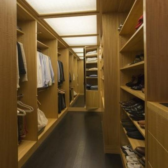 Walk-in-closet- 50 Gramercy Park North