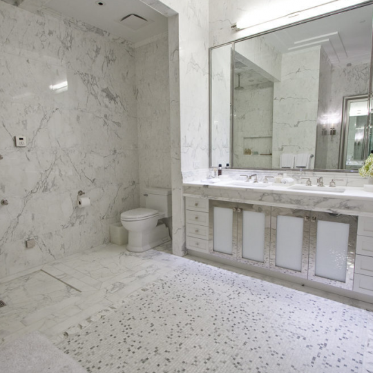 Walker Tower Bathroom - Luxury Condos in Chelsea