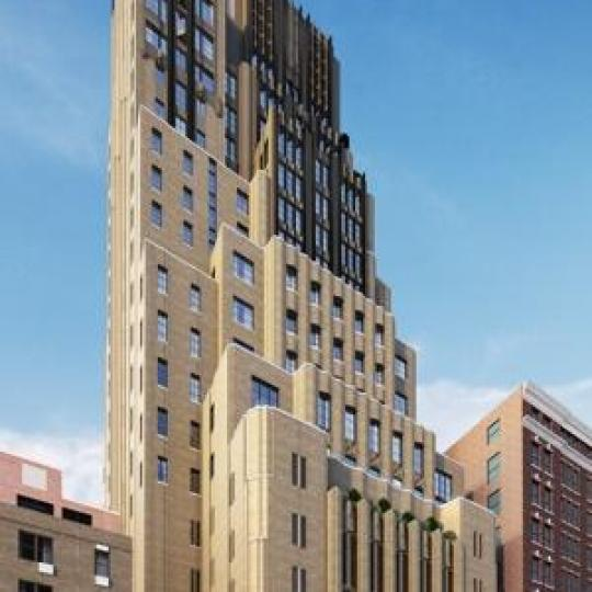 Walker Tower Condos - Chelsea Apartments at 212 West 18th Street