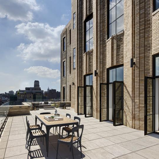 Walker Tower Terrace - Luxury Apartments for sale in Chelsea NYC