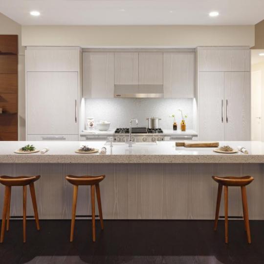 37 Warren Street Kitchen - Condos for Sale in Tribeca