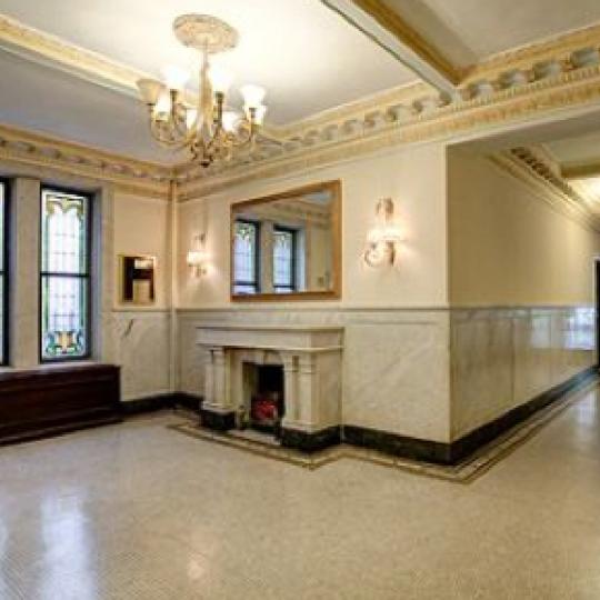 West End Condominium Lobby - 314 West 100th Street