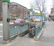 137th Street & City College Subway Station
