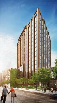 Apartments for sale at The Tower in Manhattan