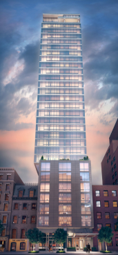 Building - 325 Lexington Avenue - New Construction Manhattan Condominium NYC