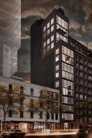 Apartments for sale at 559 West 23rd Street in NYC