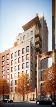 560 West 24th Street building- condos for sale in Chelsea