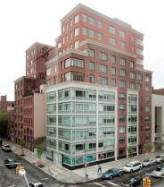 Apex New Construction Building outside – NYC Condos