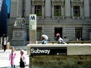 Bowling Green & Broadway Subway Station