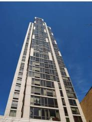 Building Facade - Bridge Tower Place - Condos for Sale Manhattan