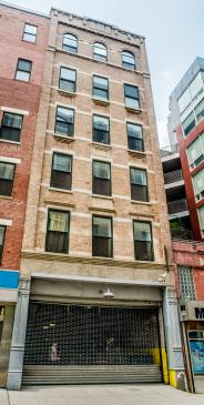 Exterior - Ludlow Lofts - Lower East Side - Condominium For Sale
