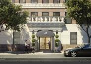 Entrance - The Mirabeau - 165 West 91st - Upper West Side
