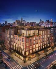 Apartments for sale at Steiner East Village in NYC