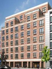 Strivers West NYC Condos - 2601 Frederick Douglass Boulevard Apartments for Sale