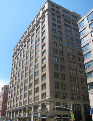 The Chelsea Mercantile Building - 252 Seventh Avenue - NYC Luxury Condos