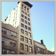 The Pell Building Exterior - NYC condo for sale