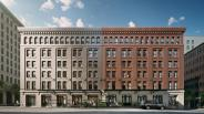 Front facing view of The Sterling Mason in Tribeca - NYC Condos for sale