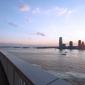 Stunning views from 212 Warren Street in NYC