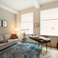 Office/Living Space for 93 Worth Street Condominium Penthouse
